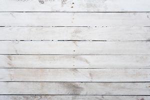 fundo branco de madeira foto