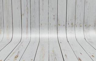 Ilustração 3D de fundo de grão de madeira clara com padrão natural antigo