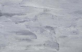 textura cinza pintada foto