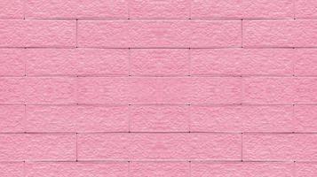 textura de fundo rosa de concreto foto