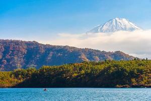 paisagem em mt. fuji, japão