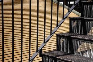 escada externa externa