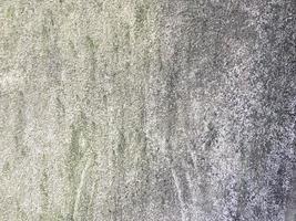textura suja da parede de concreto para o fundo foto