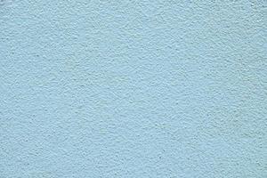 textura de parede de concreto azul suave foto