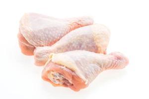 carne de frango crua foto