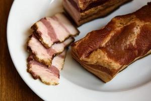 costela de porco defumada