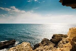 Vista para o mar foto