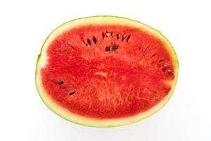 fruta melancia vermelha foto