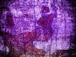 close-up de pedra ou parede de rocha para plano de fundo ou textura foto