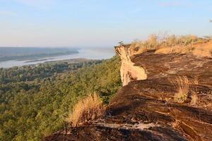 paisagem diurna da tailândia