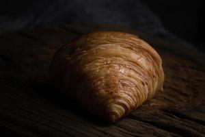 croissants acabados de fazer