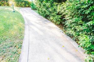caminho do caminho do jardim