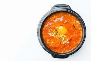 sopa picante da coreia