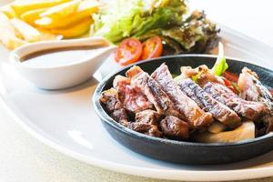 bife bife e carne