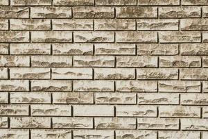 texturas de parede de tijolo foto