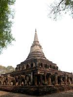Tailândia 2013- parque histórico sukhothai foto