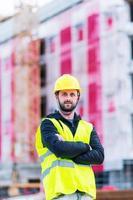 engenheiro de construção civil foto