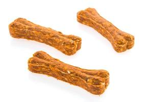 comida colorida de ossos de cachorro