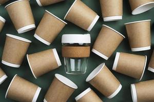copos de papel ecológicos