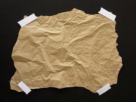 modelo de sinal de protesto em branco foto