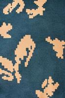 padrão de camuflagem - raster