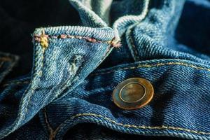 jeans e um botão foto