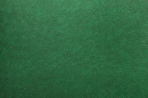 fundo texturizado de papel verde antigo foto