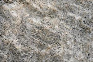 textura de pedra de rocha natural cinza foto