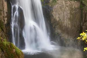 cachoeira na tailândia foto
