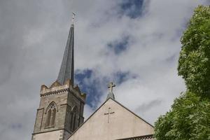 Santa Maria da Igreja de Visitação em Killybegs County Donegal Irlanda foto