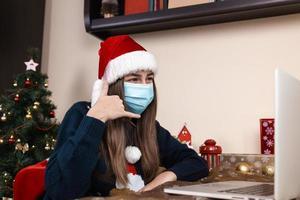 cumprimentos de natal online foto
