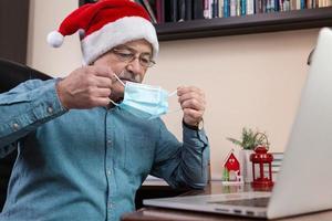 parabéns natal online foto