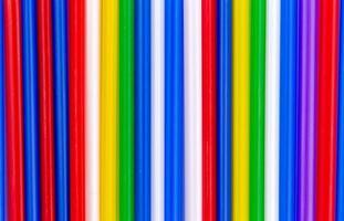 fundo abstrato tubo colorido foto