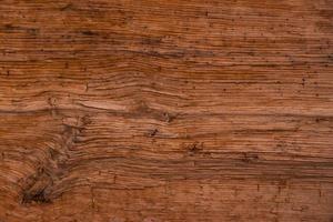 superfície de fundo de textura de madeira escura com padrão natural antigo foto