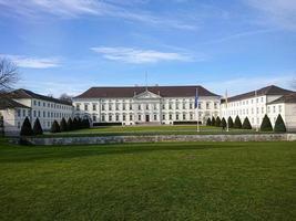 Palácio Bellevue em Berlim foto