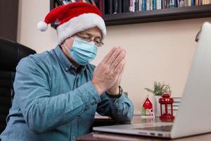 oração online de natal foto