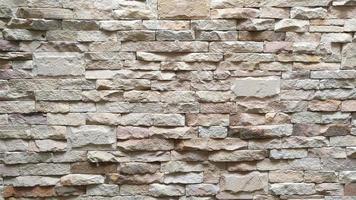 o fundo de textura de parede de tijolo foto
