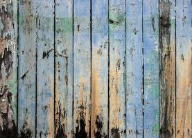 velha parede de madeira suja para o fundo foto