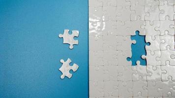 jogo de quebra-cabeça foto