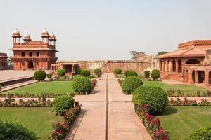 Fatehpur Skiri Fort Uttar Pradesh Índia foto