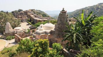 Kumbhalgarh Fort Rajasthan Índia foto
