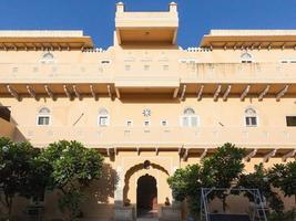 castelo khandela rajasthan índia foto