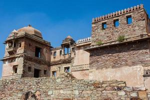 palácio kumbha chittorgarh rajasthan índia foto