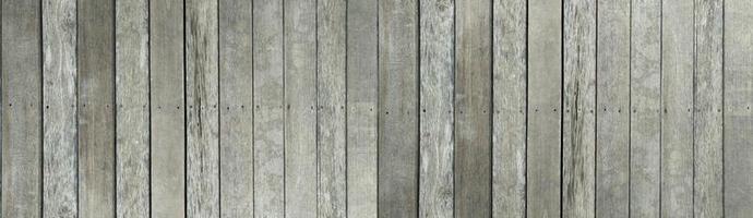 o antigo fundo de textura de ripas de madeira foto