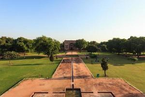 tumba humayun em nova delhi, índia foto