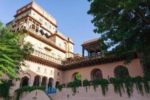 forte neemrana em rajasthan, índia foto