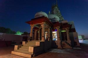 templo seth bhandasar jain em bikaner, rajasthan, índia foto