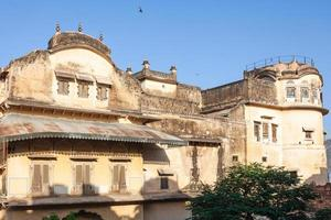 Castelo Khandela em Rajasthan, Índia foto