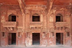 Forte Fatehpur Sikri em Uttar Pradesh, Índia foto