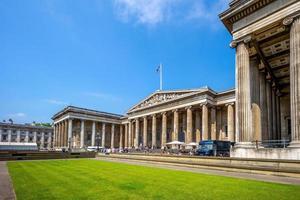 museu britânico em londres reino unido foto